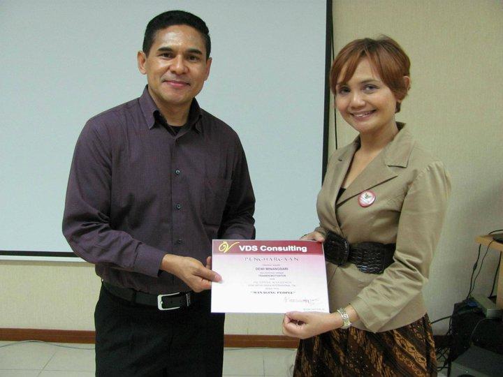 Pelatihan Bank Artha Graha Matraman